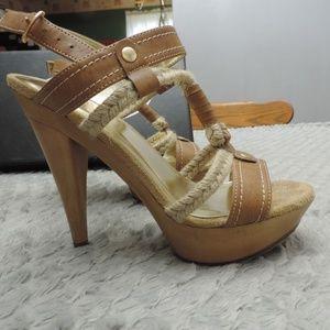 SM New York 5 inch Sandal Shoe